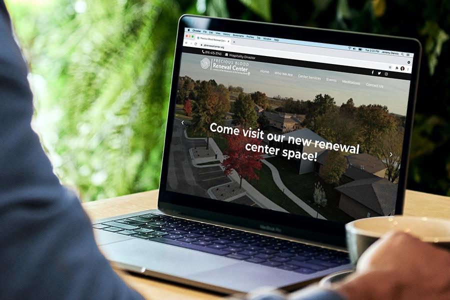 Pbrc Website Redesign Social